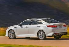 Kia Optima 1.7 CRDi DCT (2015)