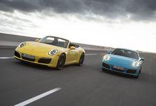 Porsche 911 « 991 » Phase 2 : l'efficacité avec l'aisance
