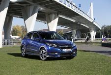 Honda HR-V 1.6 i-DTEC : Habitable !