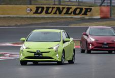 Toyota Prius : Nog efficiënter