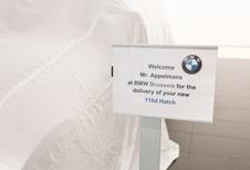BMW 116d - intro
