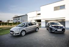 Ford S-Max 2.0 TDCi contre Renault Espace 1.6 dCi : Le nouveau défi