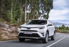 Toyota RAV4 Hybrid: uniek