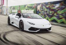 Lamborghini Huracán Spyder : furie civilisée