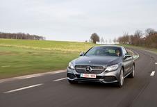 Mercedes C 200 Coupé : élégante