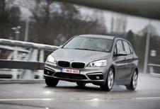 BMW 225xe Active Tourer : Monospace responsable