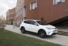 Toyota RAV4 Hybrid : Premier de cordée