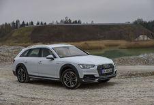 Audi A4 Allroad : plastiques et ultra Quattro