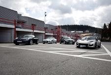 Porsche 911 Carrera face à 3 concurrentes : Choisir, c'est renoncer…