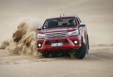 Toyota Hilux : même sophistiqué, il reste un dur
