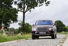 Bentley Bentayga : SUV voor de elite