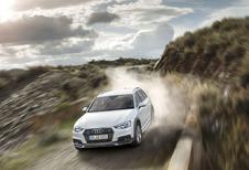 Audi A4 Allroad TDI 272 : Sur tous les terrains