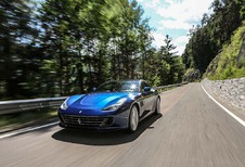 Ferrari GTC4Lusso: tegen de stroom in