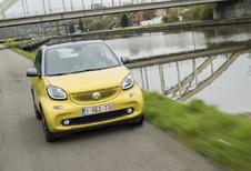 Smart ForTwo Cabrio : Luchtig door de stad