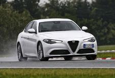 Alfa Romeo Giulia 2.2 JTDM 180 : Manueel nog leuker?