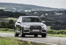 Audi Q7 e-Tron : Conduite politique