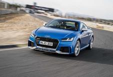 Audi TT RS: sporten zonder zweet