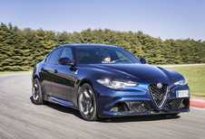 Alfa Romeo Giulia Quadrifoglio : Italiaanse M3-killer
