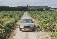 Bentley Flying Spur V8 S : Le moyen terme
