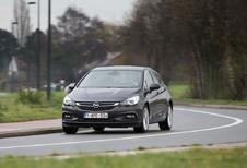 Opel Astra 1.6 CDTI 160 : Un grain de folie