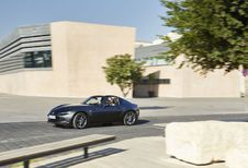 Mazda MX-5 RF : élargir l'audience