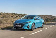 Toyota Prius Plug-in Hybrid: hyperrationeel
