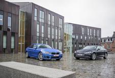 Audi A5 Sportback 2.0 TDI vs BMW 420d Gran Coupé : Verleidelijke  profielen