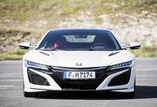 Honda NSX : Retour technologique