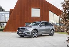 Mercedes GLC 350 e : électrique à mi-temps