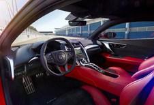 Aan boord van de nieuwe Honda NSX #1