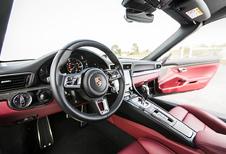 Aan boord van de nieuwe Porsche 911 Turbo S Cabrio #1