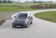 Renault Zoé Z.E. 40 : Sur les traces de Tesla