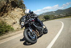 Yamaha XSR900 Abarth (2017) – motortest
