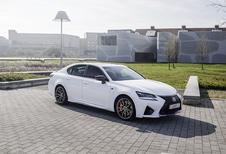 Lexus GS F : L'assaut nippon