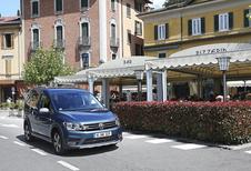 Volkswagen Caddy 1.4 TGI : Geef maar gas