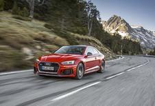 Audi RS5: Katapult met fluwelen handschoenen