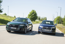 Audi SQ5 3.0 TFSI : Aussi et d'abord en essence