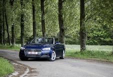 Audi A5 Cabriolet 2.0 TFSI 252 Quattro : Vierseizoenscabrio