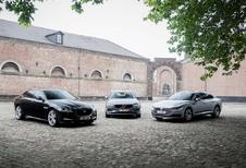 Volkswagen Arteon 2.0 TDI face à deux rivales