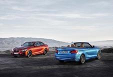 BMW 2-REEKS COUPÉ & CABRIO: Bijgewerkt