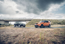 LAND ROVER DISCOVERY TD6 // VOLVO XC90 D5 : Alternativo's