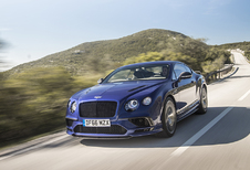 Bentley Continental GT Supersports (2017)