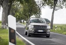 Jeep Compass 1.6 MJET : retour chez les compacts
