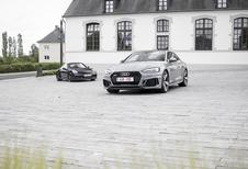 Audi RS5 vs Porsche 911 Carrera GTS : Verre neven