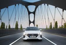 Hyundai Ioniq PHEV : Cheval de trois