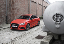Audi RS3 Berline : méchante
