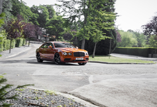 Bentley Flying Spur W12 S : Somptueuse