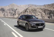 Maserati Levante S : Diva van de woestijn