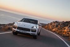 Porsche Cayenne : Pavillon de complaisance