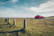 LEXUS LC 500h : Rode  hybride
